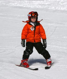 Kids & Junior Shaped Ski Package